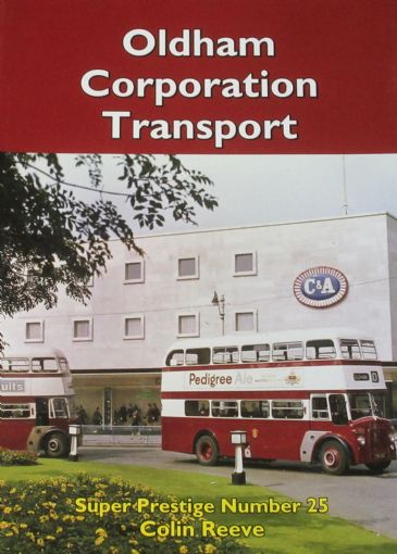 Oldham Corporation Transport, by Colin Reeve